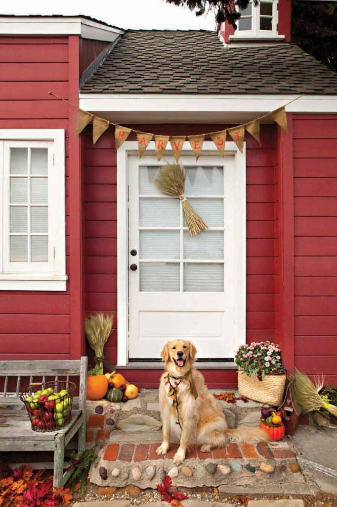 Cottages Doorway Decor