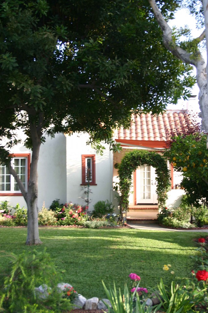 Stylish bungalow