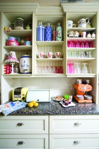 An uncluttered kitchen
