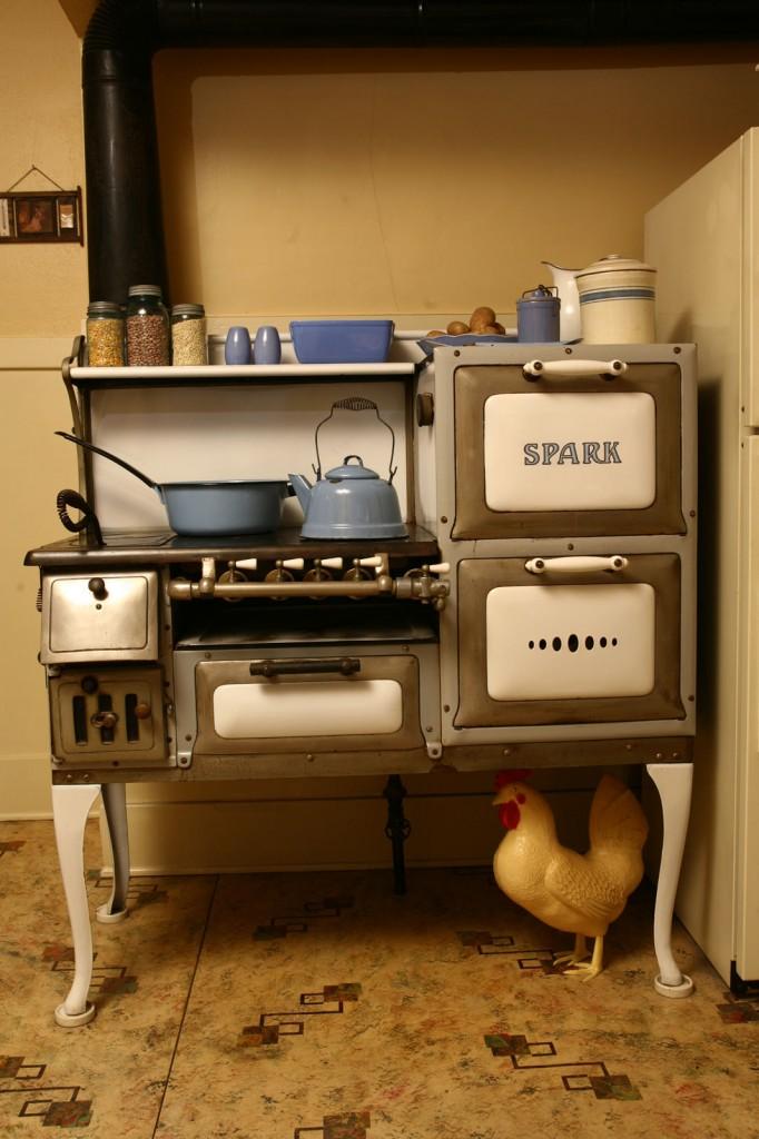 grand Spark stove