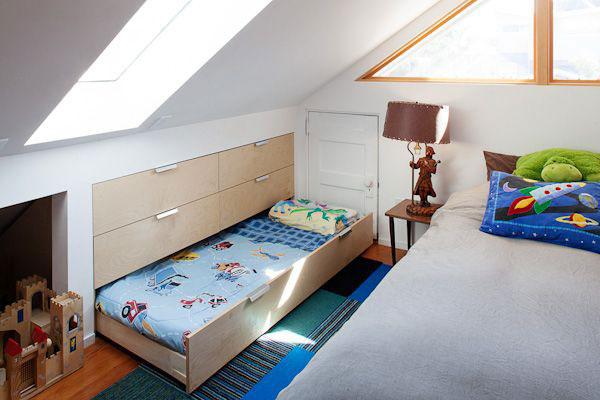 Luxury kid bedroom