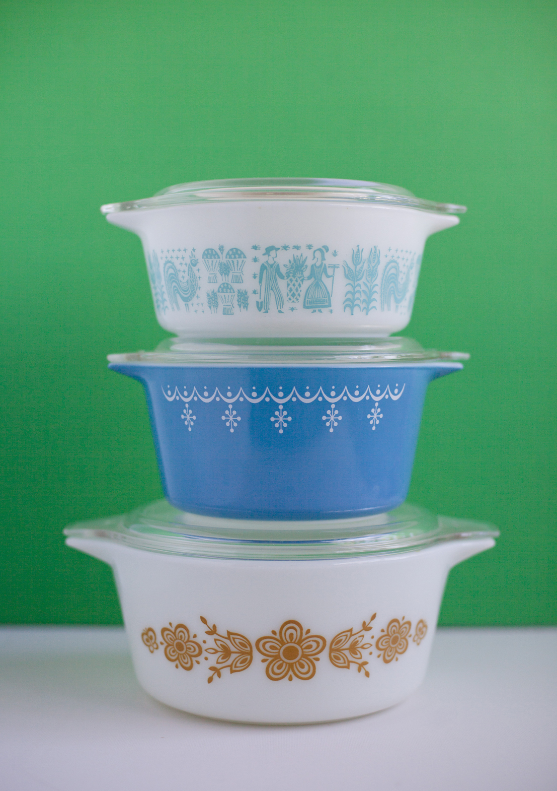 lidded bowls