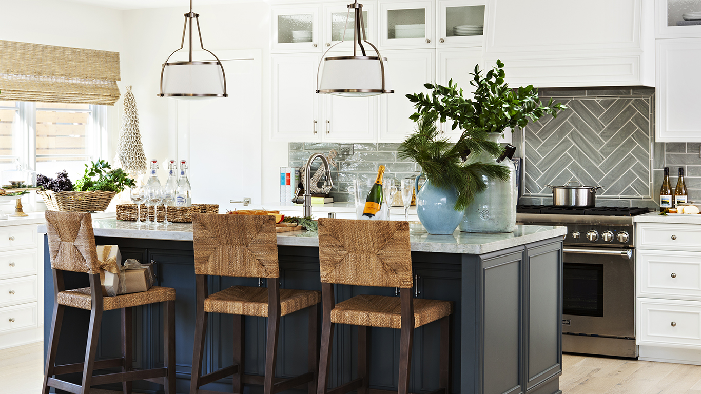 How To Choose The Right Kitchen Island Cottage Style Decorating