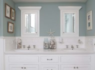 Ocean-Inspired Bathroom