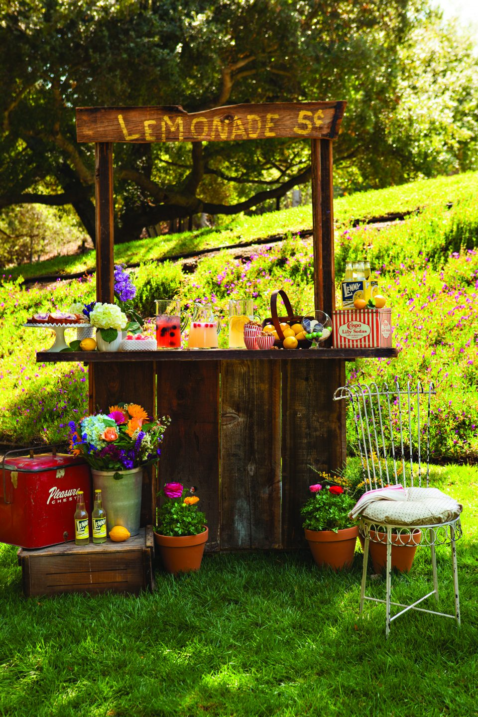 LemonadeStand - Cottage style decorating, renovating and