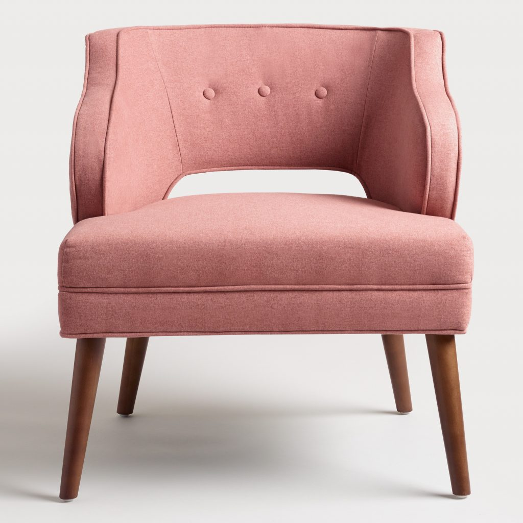 Tyler Chair Rose