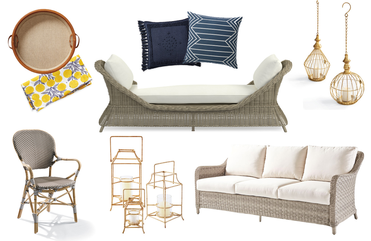 20 Must-Haves to Update Your Patio for Spring - Cottage style ...