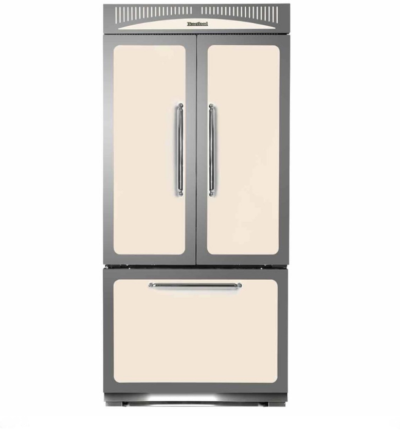Aga Heartland fridge with french door