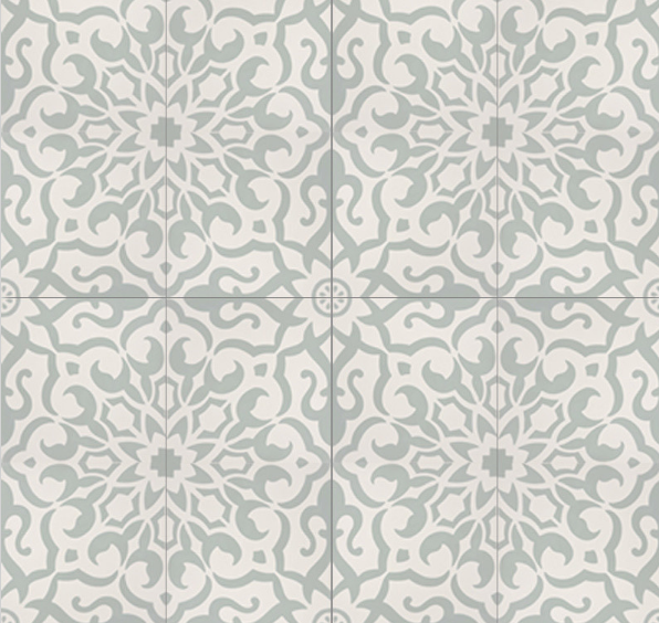 Moroccan-Inspired Atlas Cement Tile