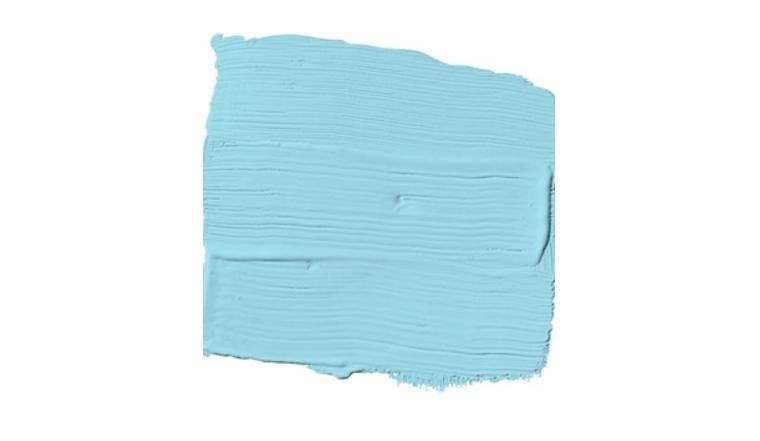 True Turquoise Paint Color
