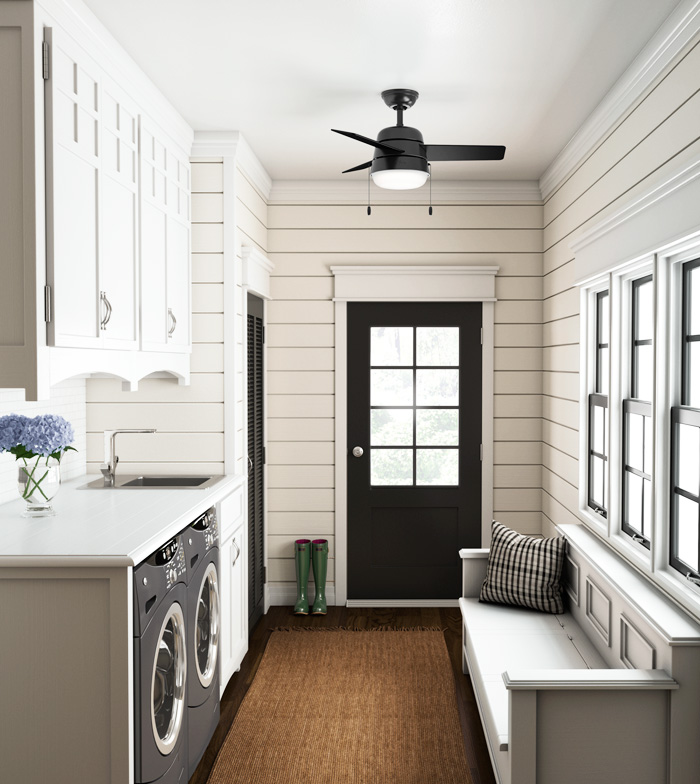 Aker mudroom fan for the farmhouse
