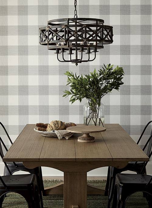 Magnolia home country style wallpaper