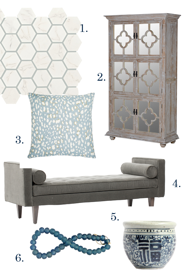 A Roundup of our Favorite finds for a White Cottage