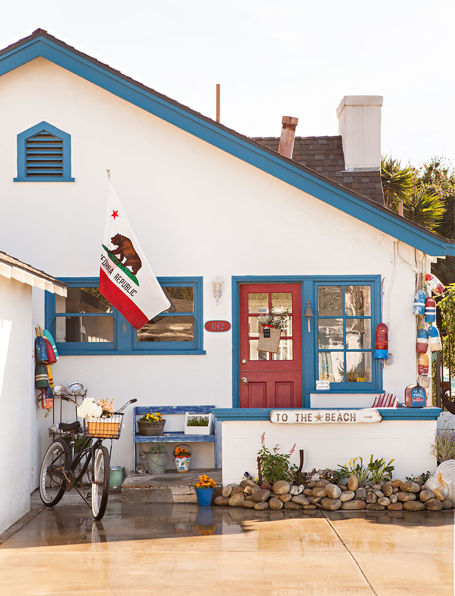 Cottage Exterior Style