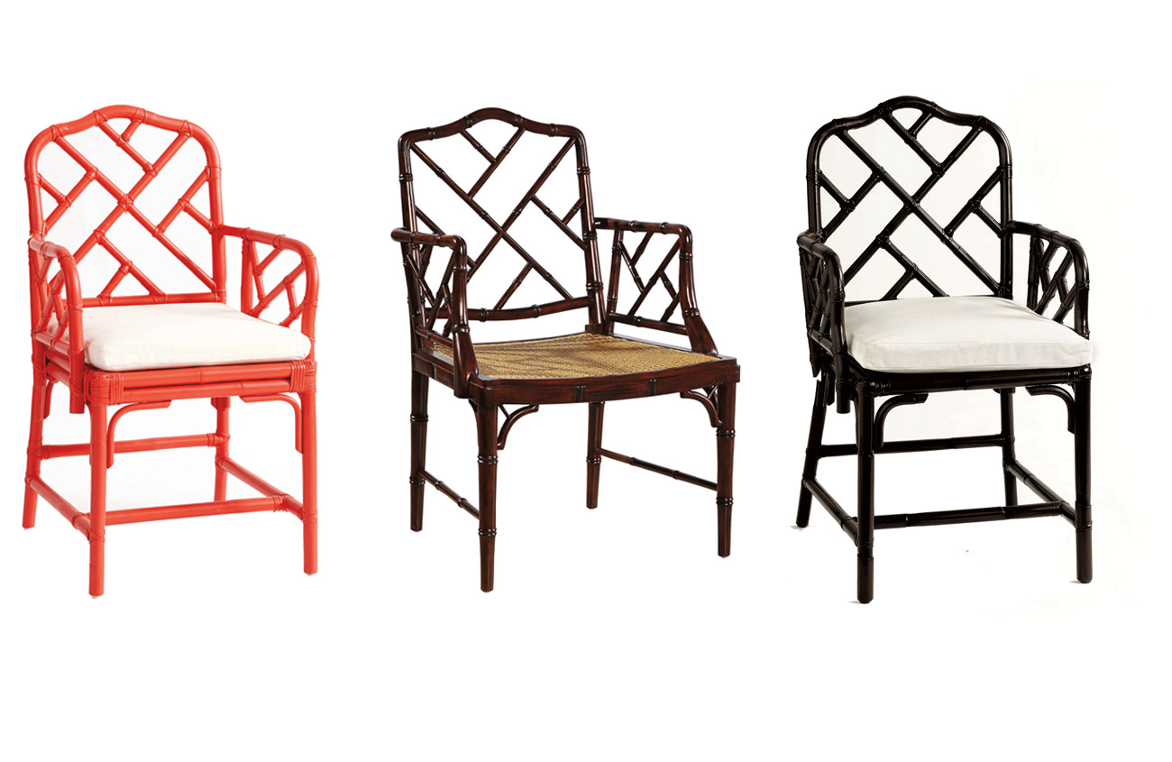 Chinese Chippendale Chairs Cottage Style Decorating Renovating