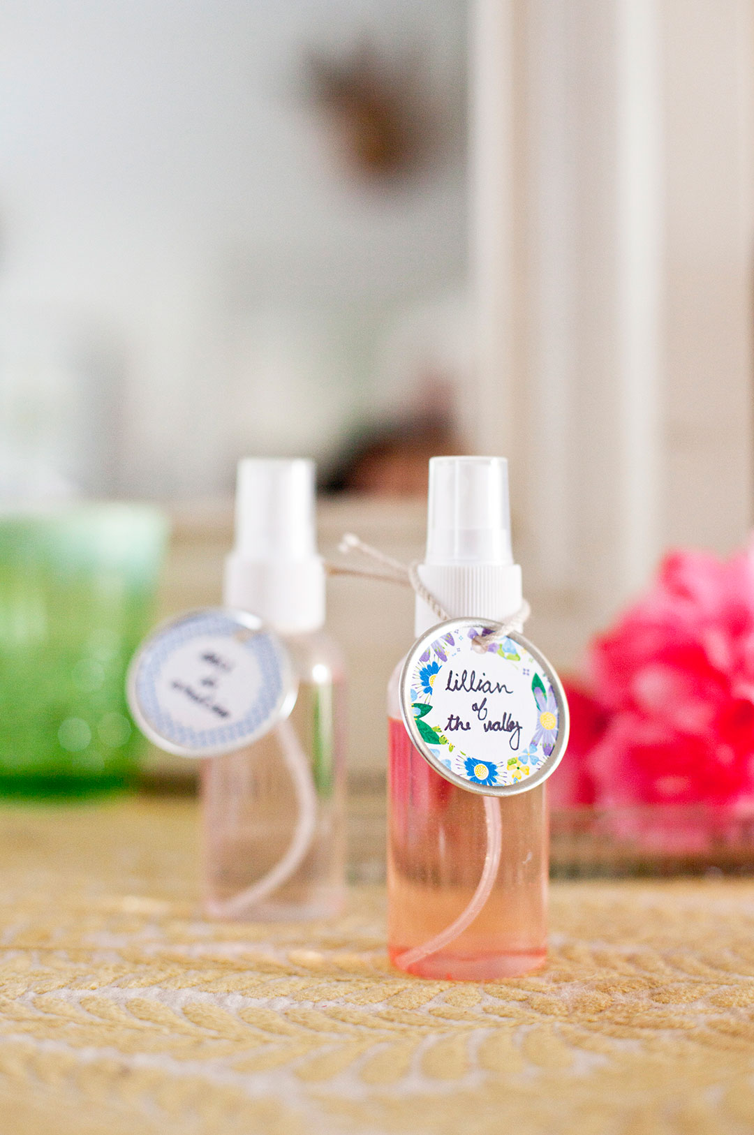 Essential Oil Room Spray is a great personalized christmas present