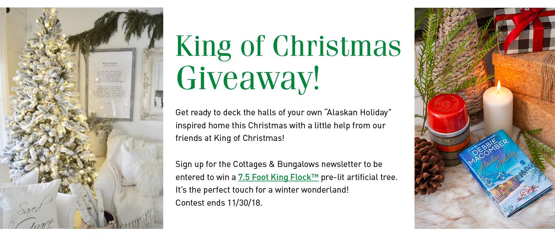 CB + King of Christmas LandingPagewithoutLogo.rev - Cottage style ...
