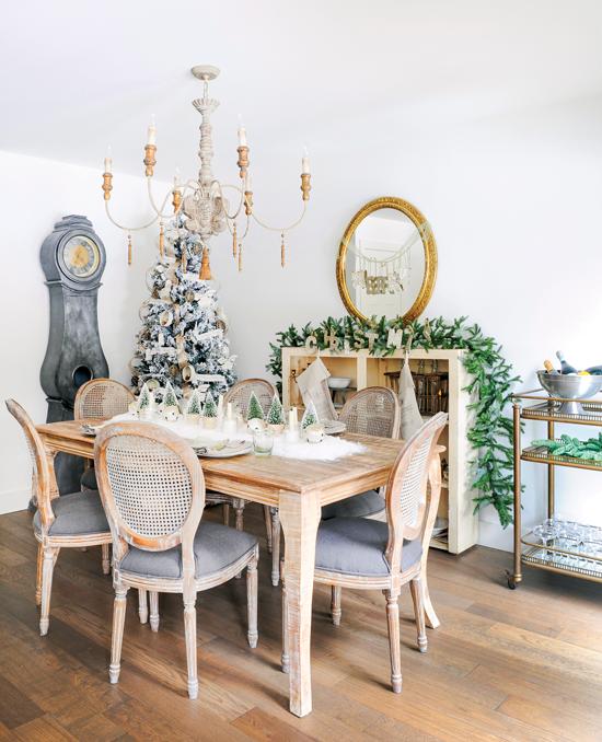 jamie lindstrom dining room