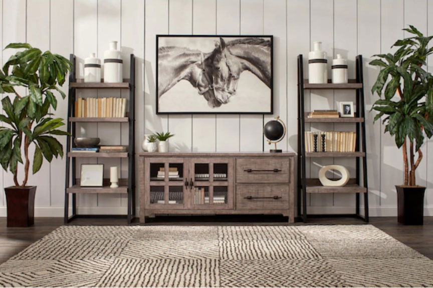 Black Friday deals: Cottage style entertaining unit