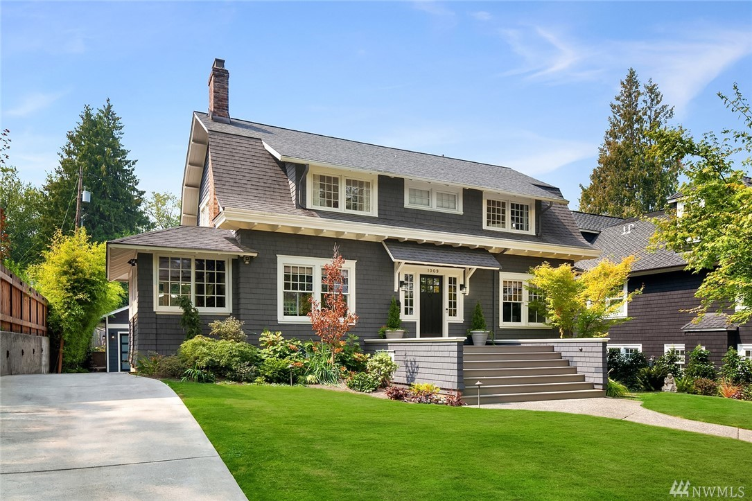 Cool Cottages For Sale in Seattle - Cottage style decorating