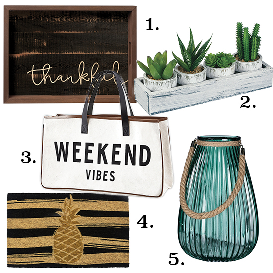 cottage accessoires Upscale Country