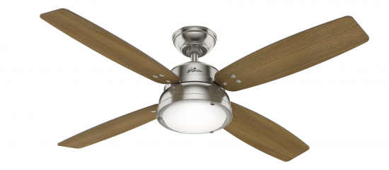 Product image; the Wingate fan from Hunter Fan Company.