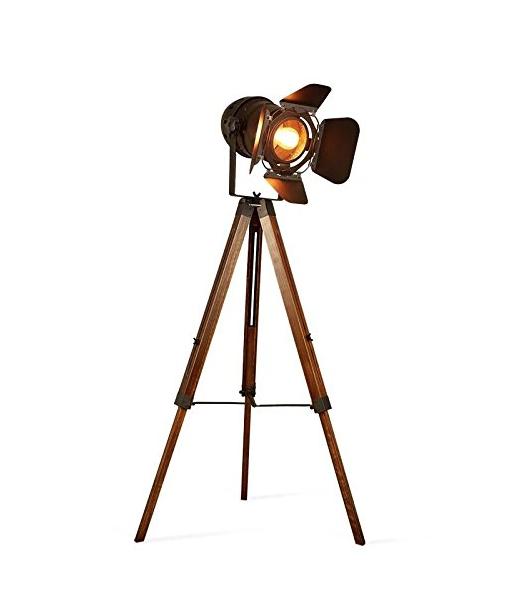 Tripod Floor Lamp Cottage Style Decorating Renovating And