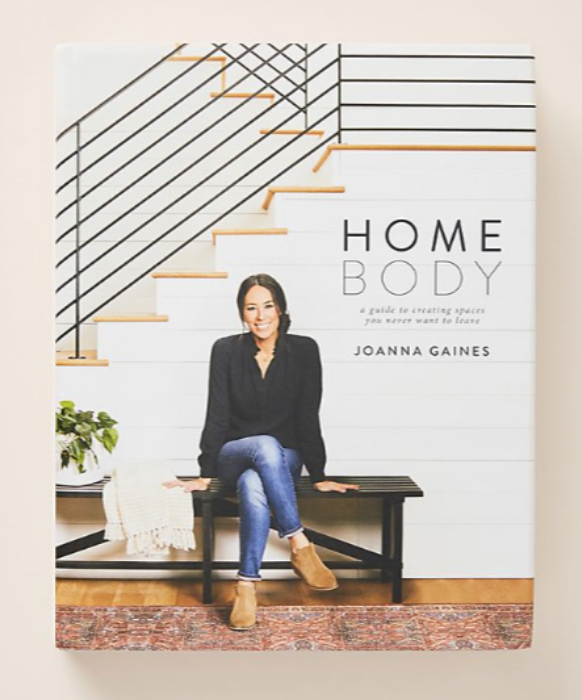 Joanna Gaines book cover Homebody