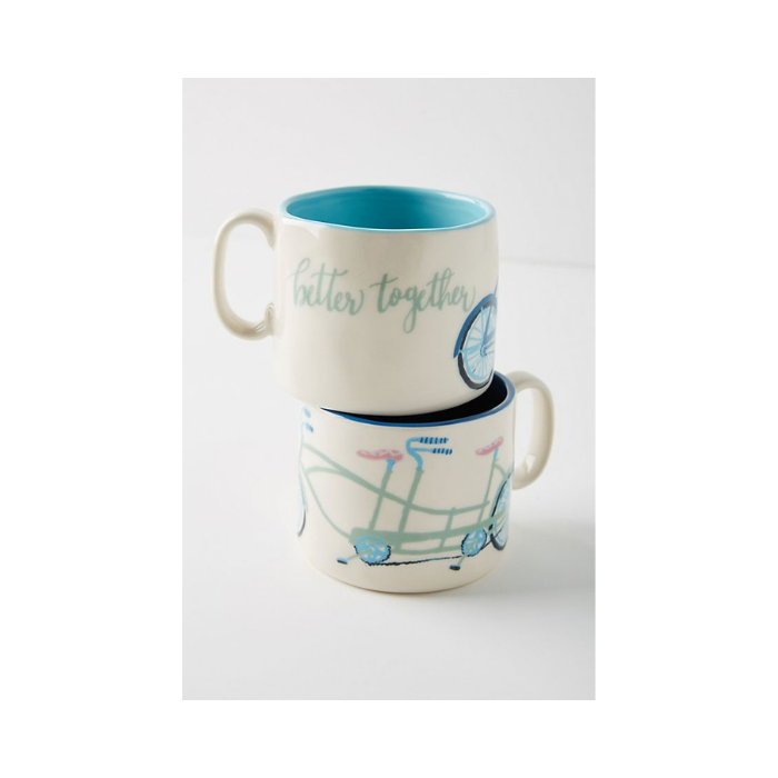 Bicycle for Two mugs