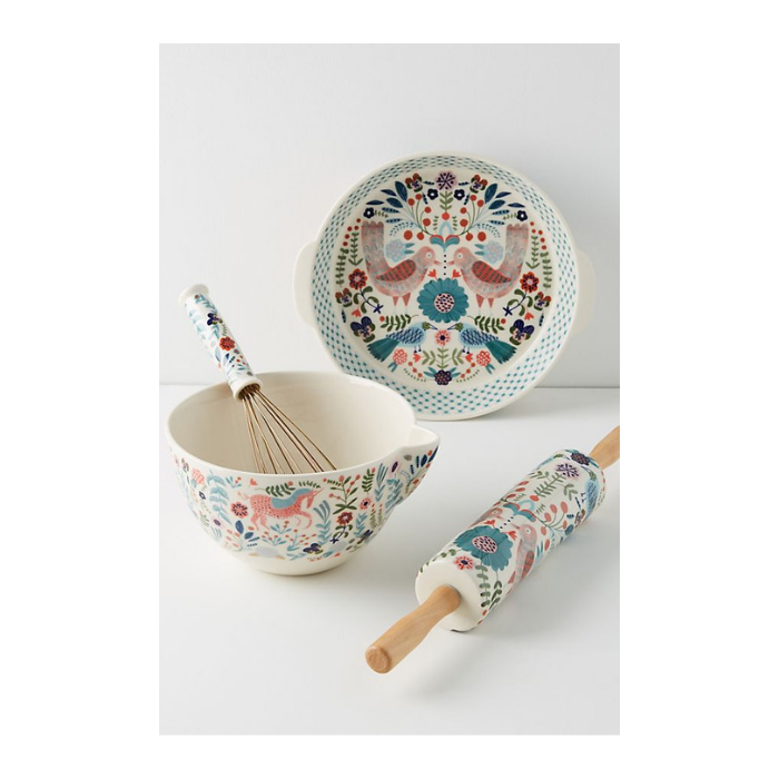 Anthropologie baking utensils