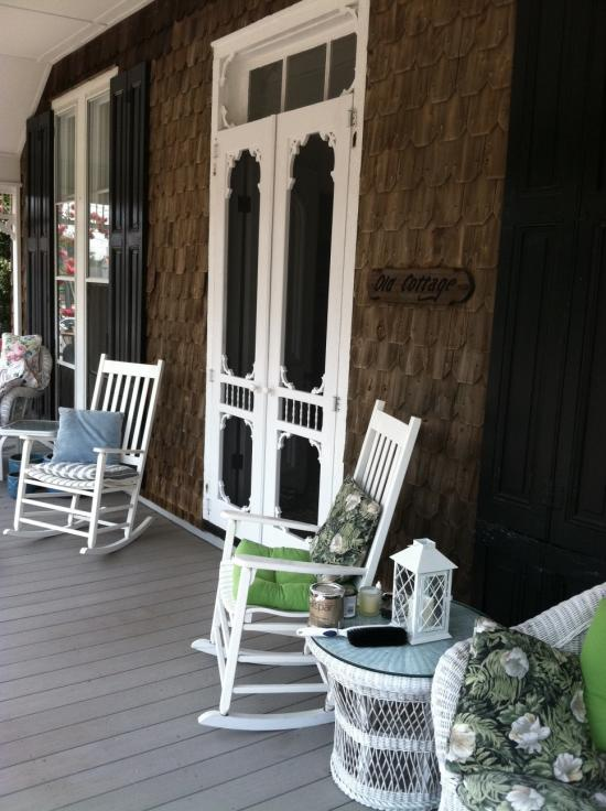 """the hand cutouts on the """"Oceanview"""" door make it perfect for any victorian look // vintage doors"""