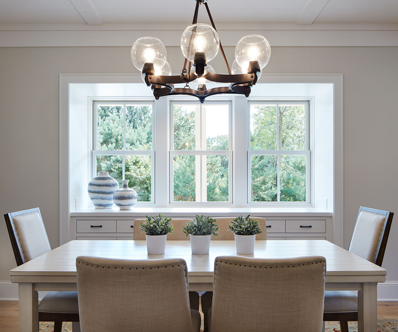 Dining Room Windows Cottage Style Decorating Renovating And Entertaining Ideas For Indoors And Out