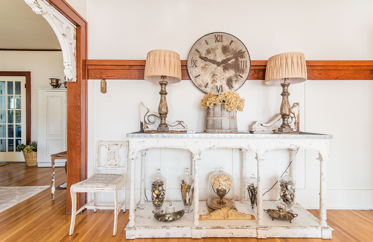 BUTTE-COTTAGE-sideboard - Cottage style decorating ...