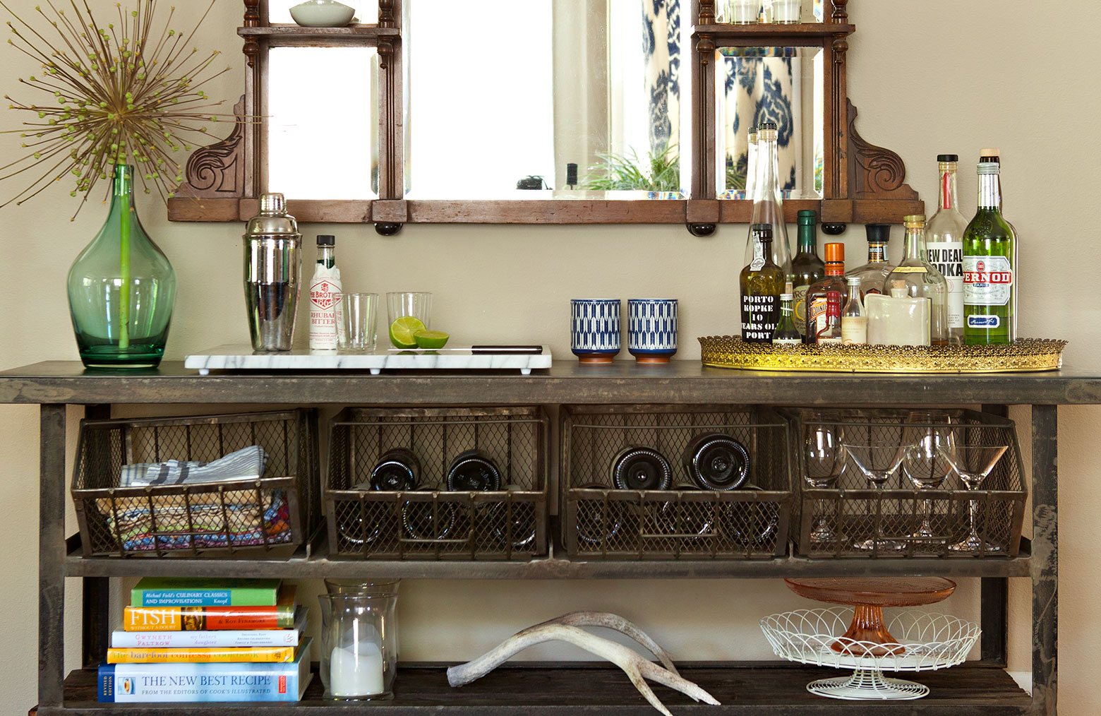 Our 12 Favorite Sideboards - Cottage style decorating ...