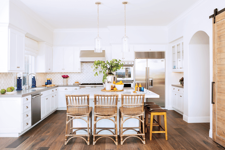 Tour a Dreamy Cape Cod-Inspired Kitchen - Cottage style ...