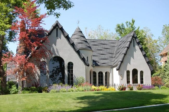 historic tudor cottage