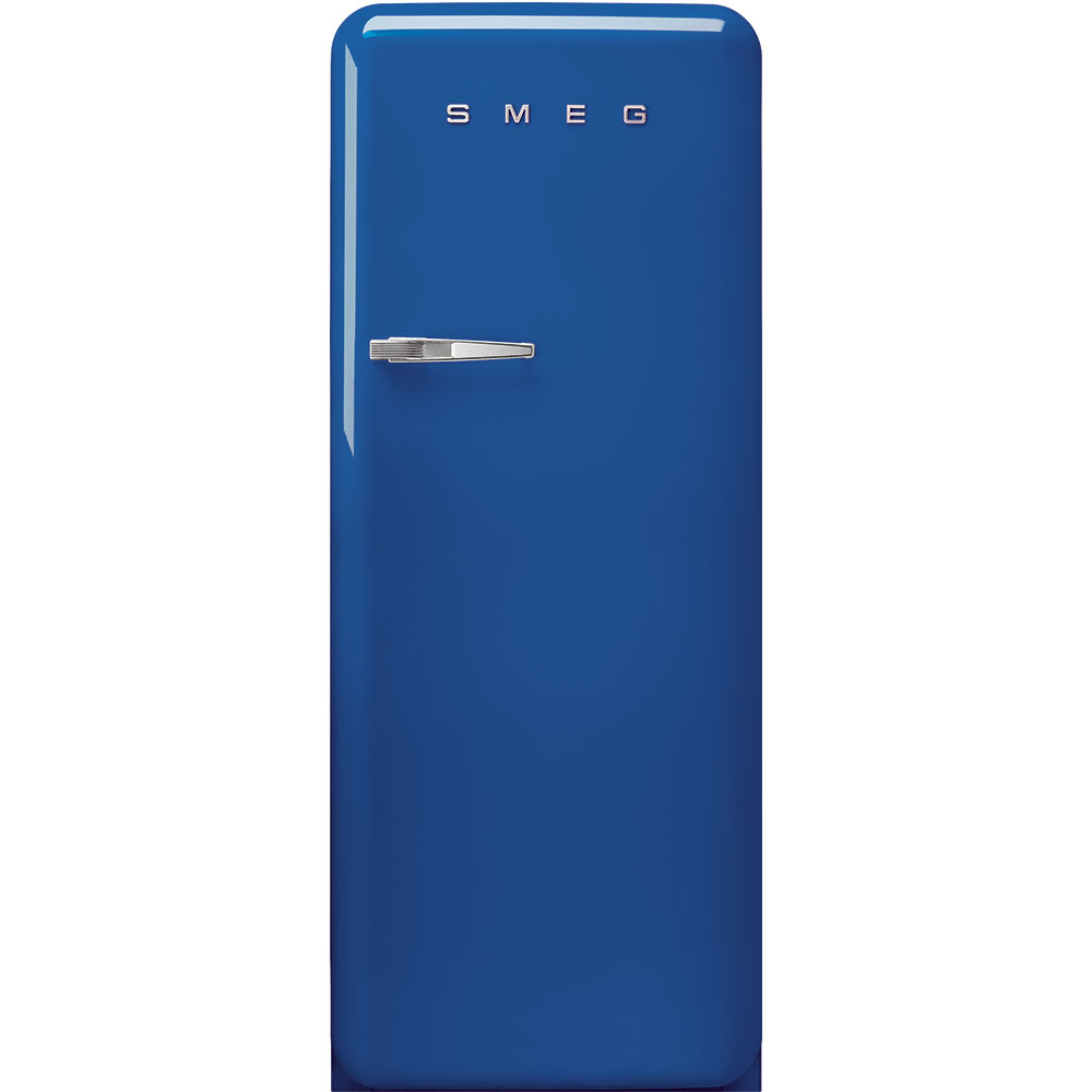 Classic Blue Smeg retro fridge