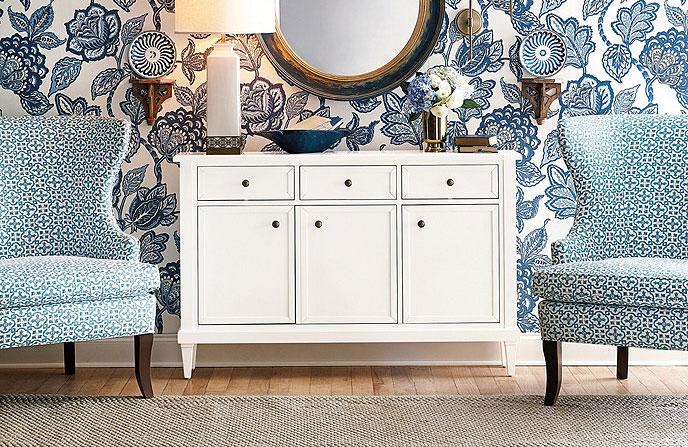 Cottage Furniture Basics: The Sideboard - Cottage style ...