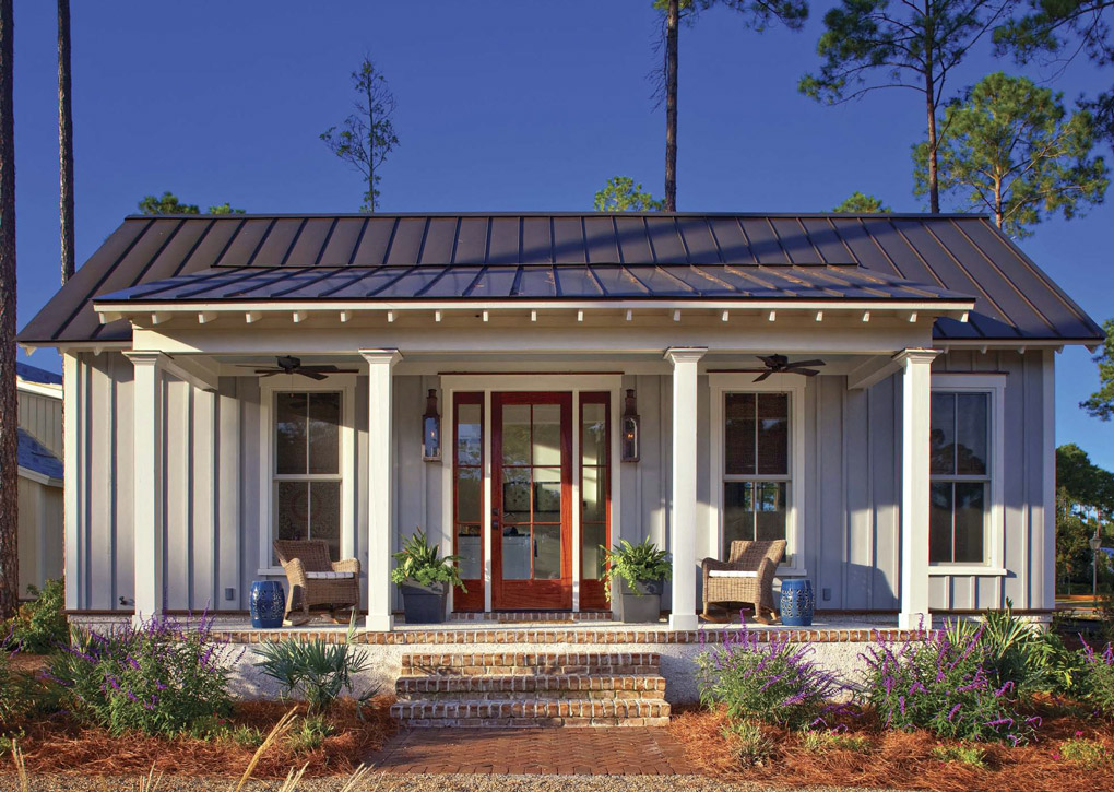 A Low Country Farm-Cottage in Bluffton, South Carolina