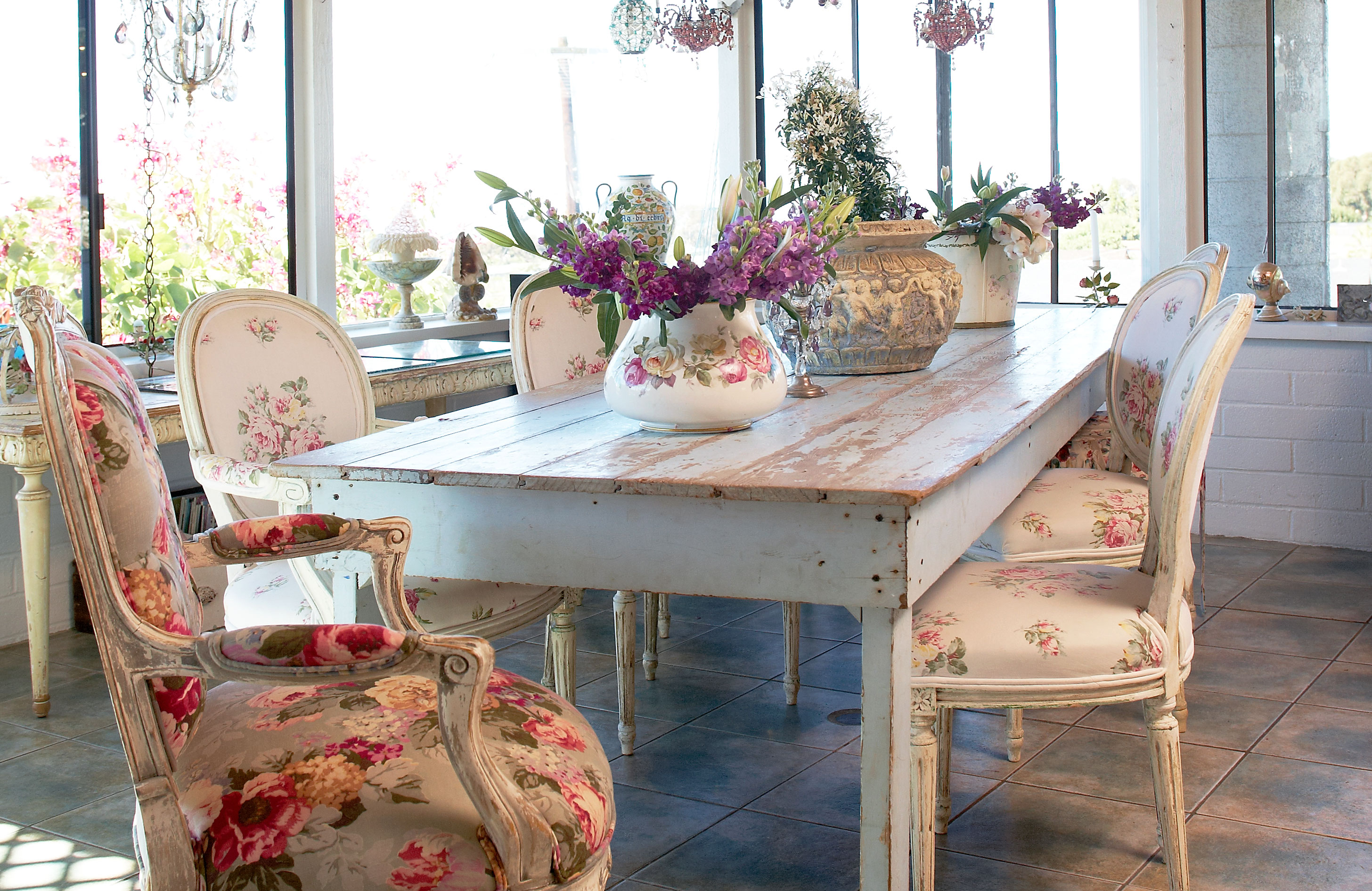 Shabby Chic Cottage Style Cottage Style Decorating Renovating