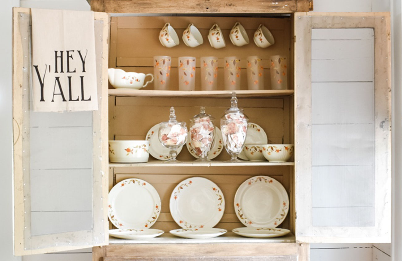 How To Use Thrift Store Plates To Create A Simple Apothecary Jar Craft Cottage Style Decorating Renovating And Entertaining Ideas For Indoors And Out