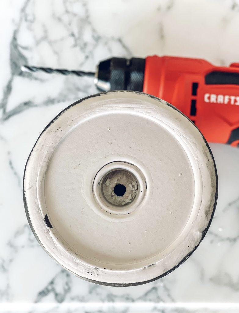 Emily shares a DIY lamp tutorial